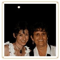 Barbara and Rosita